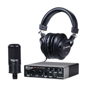 Kit Interface De Áudio UR-22 MK STUDIO - Steinberg